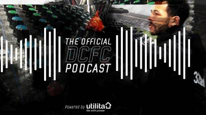 The Official Derby County Podcast: Liam Rosenior