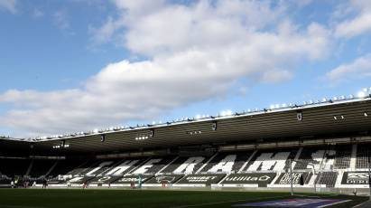 Derby County Football Club Statement: No Limits Sports Takeover Agreed Subject To EFL Approval