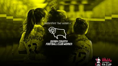 Watch Derby County Women Face Huddersfield Town Women In FA Cup