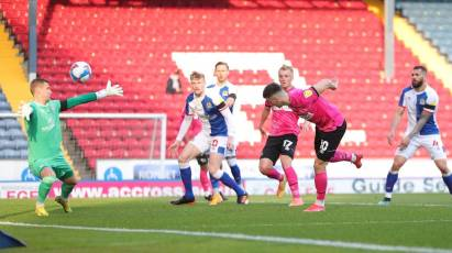Rams Defeated By Blackburn At Ewood Park