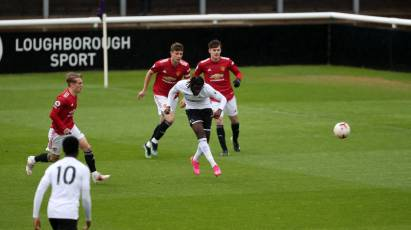 U23 HIGHLIGHTS: Derby County 2-6 Manchester United