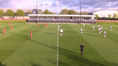 U18 HIGHLIGHTS: Liverpool 3-0 Derby County