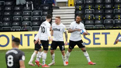 Waghorn Praises Derby's Fight After Securing Safety