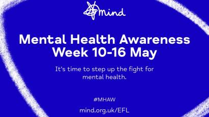 EFL Clubs And Communities Kick-Off Mental Health Awareness Week 2021 With 'Mile For Mind'