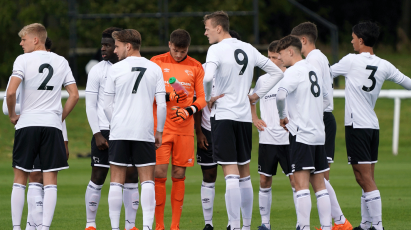 U18 Highlights: Burnley 1-1 Derby County