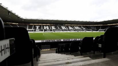 Derby County Vs Manchester United: Important Information For Attending Supporters