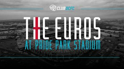 Watch England's European Championships Last-16 Clash Against Germany At Pride Park Stadium