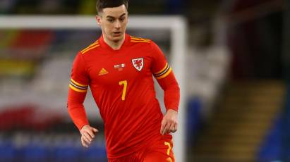 Lawrence Named In Wales Squad For European Championships Preparation Camp