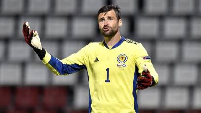 Marshall Looking To Create More 'Good Memories' With Scotland
