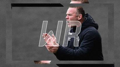 Rooney Looking To The Future Following First Six Months In Management