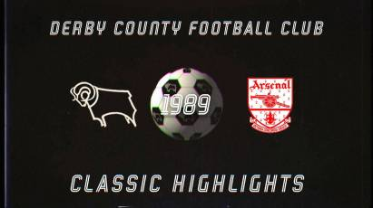 Classic Highlights: Arsenal Vs Derby County (1989)