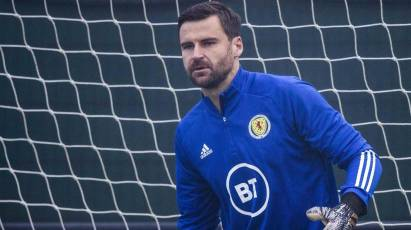 Marshall Gets 90 Minutes Ahead Of Scotland's European Championships Opener