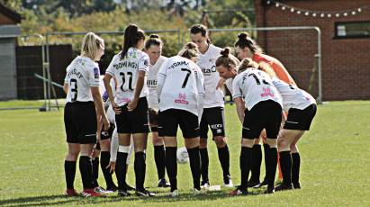 Landmark Day As Derby County Football Club Women Become A Formal Stakeholder At Mickleover FC
