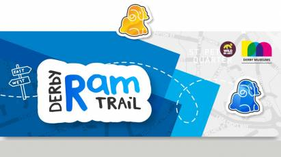 Learning All About Derby's 'Ram Trail' - And How You Can Get Involved!