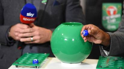 Ball Numbers Confirmed For Carabao Cup Draw