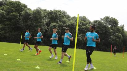 Behind The Scenes: Day One Of Pre-Season