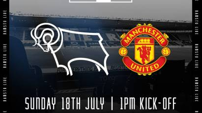 Live Stream Information: Derby County Vs Manchester United