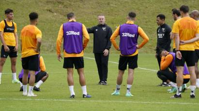 Training Gallery: First Day Training At Pre-Season Camp