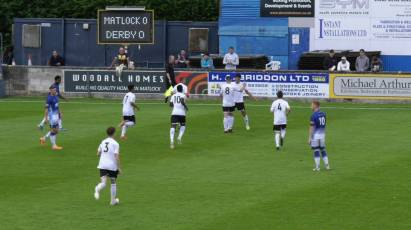Young Rams Gain Valuable Minutes In First Pre-Season Friendly