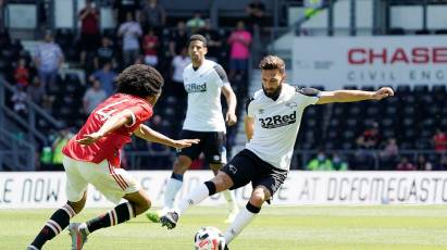 Rams Get Good Work Out In Pre-Season Game Against Manchester United