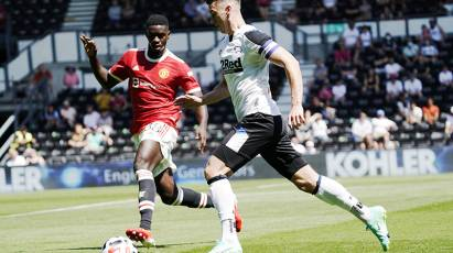 FULL MATCH REPLAY: Derby County Vs Manchester United