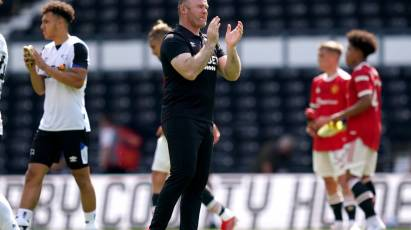"""Rooney: """"A Good Competitive Test For Us"""""""