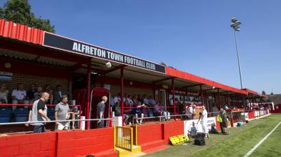 Under-23s To Continue New Season Preparation With Alfreton Test