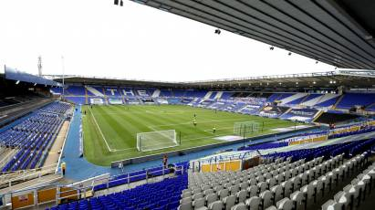 Birmingham Away Fixture Picked For Sky Sports Coverage