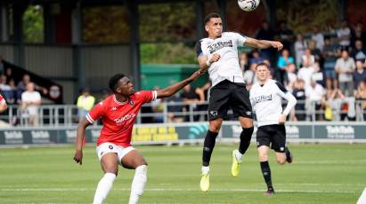 HIGHLIGHTS: Salford City 2-1 Derby County