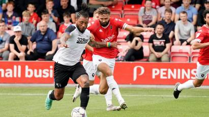 FULL MATCH REPLAY: Salford City Vs Derby County