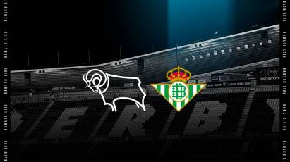 Live Stream Information: Derby County Vs Real Betis