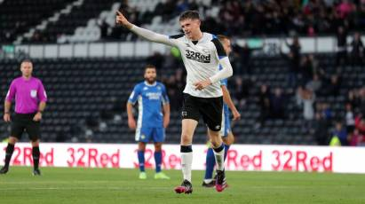 Match Gallery: Derby County 1-0 Real Betis