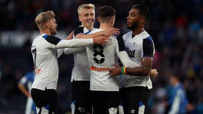 HIGHLIGHTS: Derby County 1-0 Real Betis