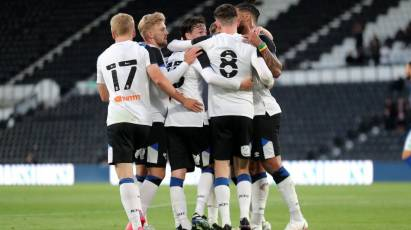 Magpies Test To Round Off Derby's Pre-Season Programme