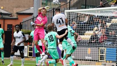 IN PICTURES: Notts County 0-2 Derby County