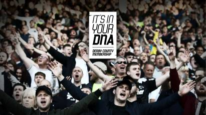 Win A VIP Experience For Derby's Home Clash With Huddersfield By Becoming A Membership Holder