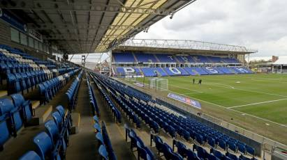 Ticket Information: Peterborough United (A)