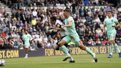 FULL MATCH REPLAY: Derby County Vs Huddersfield Town