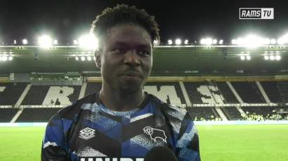 Ebosele Delighted To Progress To Carabao Cup Round Two