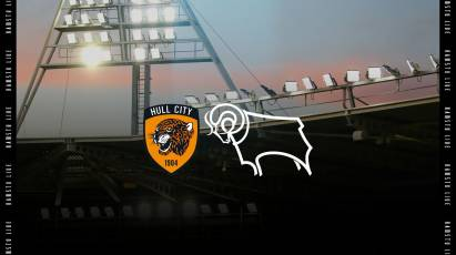 Watch From Home: Hull City Vs Derby County LIVE On RamsTV
