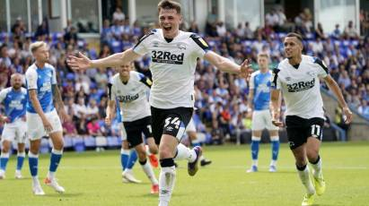 Stretton Called Up For Scotland Under-21 Duty