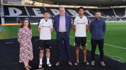 Bavaria Continue Derby County Relationship For 2021/22 Season