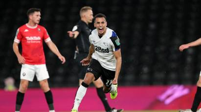 Morrison Claims Carabao Cup Round One 'Goal Of The Round' Accolade