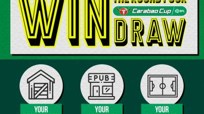 Win The Chance To Host The Carabao Cup Draw