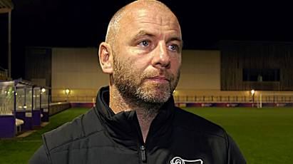 Lyons Offers His Take On Under-23s Defeat Against Leeds