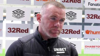 Rooney Reflects On Forest Draw