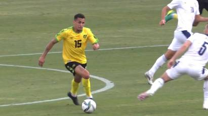 Morrison And Jamacia Suffer World Cup Qualification Disappointment