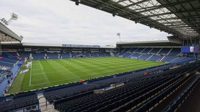 Tickets Off Sale For West Bromwich Albion Clash