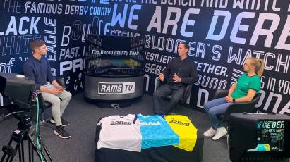 The Derby County Show: September 2021