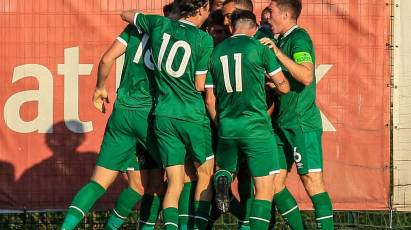 Watson Helps Ireland Under-21s To Victory In Opening Championships Qualifier
